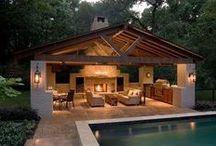 Case con piscina