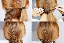 Hairy tips