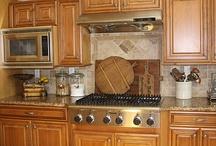 Kitchen Ideas / by Kathy Steplyk