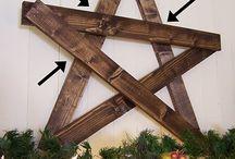 wood work DIY / by Vanessa Hansen Lies