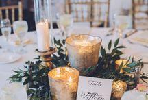 Wedding {centerpiece}