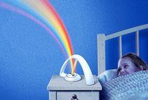 Baby Night Lamp Light Nursery Bed Room Decor Kid Gift Child Sleeping Cot Toy Led