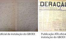 Nossa história / O GBOEX foi fundado em 24 de maio de 1913, no Colégio Militar de Porto Alegre. Com sede em Porto Alegre, Rua Sete de Setembro, 604, o GBOEX está presente de norte a sul do país.