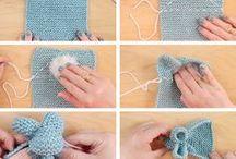 strikking hekling