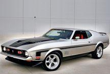 Mustang / Mustang to sportowy samochód produkowany przez amerykański koncern.