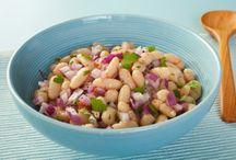 Salads... Of all kind! / by Jessica Lynn