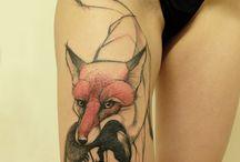 Tattoo / Inspiration tattooing