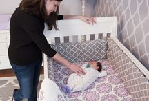 Everly's Nursery / Baby girl room