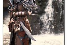 Orcs inspiration