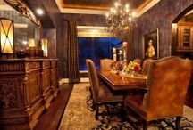 Dining Room Decorating Ideas / Need decorating ideas for your dining room? Whatever your style, our designers care about decorating a room that meets your needs and makes you happy! Visit us at http://eklektikinteriors.com/dining-room-decorating-ideas