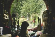 Magical & Enchanted Places and Spaces