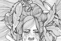 LAURA WOERMKE : Drawings (+)