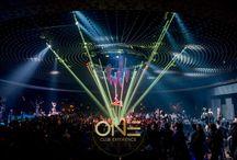 ONE Club Bucharest / Night Club * Entertainment