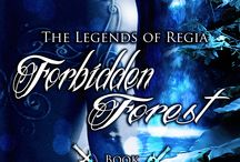Forbidden Forest / Forest and Syrus.