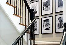 {H O M E} :Wall Gallery