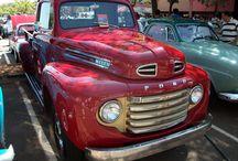 Ford Trucks / Utilitários Ford de ontem e hoje