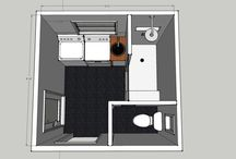 Bathroom and laundry / new designs