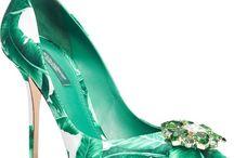 Wedding zapatos