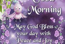 8 GOOD MORNING