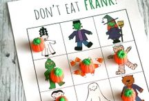 Holidays :: Halloween / Printables, crafts, recipes, home decor ideas, and activities to celebrate Halloween.