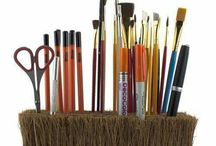 Craft rooms & clever ideas