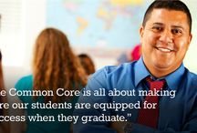 COMMON CORE / by Casey Woods