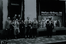 THE BOGNER HISTORY / Passion for sports and fashion – Bogner has been successful for more than 80 years by acting upon this maxim. It is the engine for creativity and continuity. What once had started as a dedicated small production facility in one of Munich's backyards has evolved into a prosperous international label in the course of the last decades.  / by Bogner