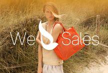 We love SALES! / 40% Off www.abbacino.com   Rebajas en Abbacino!