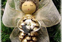 Engel Ornamente