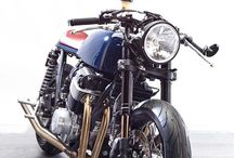 CB Cafe racers