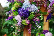 Entryways & Church Flowers