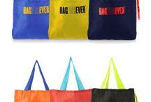 BAG FOREVER B4E PACK OF 6 SHOPPING SHOULDER BAG