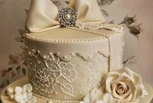 Weddings - the extra's / The cake, Rings, Flowers, Places ect
