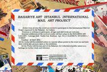Bahariye Art International Mail -Art Project