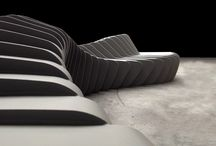 Cliffy / seating lounge landscape by Rainer Mutsch for Sixinch