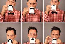Movember / Cada año, durante el mes de noviembre, Movember pide a los hombres de todo el mundo que se dejen crecer el bigote con el objetivo de recaudar fondos y aumentar la concienciación sobre la salud del hombre. http://es.movember.com/
