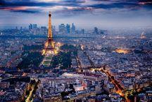 Las ciudades más bonitas de Europa / The most beautiful cities in Europe / Europa posee algunas de las ciudades más espectaculares y bonitas del mundo. Advirtiendo una vez más que no están todas las que son, hemos elaborado este tablero de las que creemos, son las ciudades más bonitas de Europa