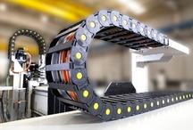 Kits Energéticos Completos / Kits Energéticos Compuestos por Cadenas Portacables, Cableados eléctricos, tubos pneumáticos e hidráulicos, etc. Todo en una sola referencia.
