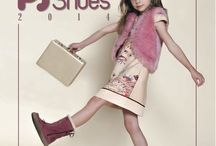 PJ Shoes Fall Winter 2014 / Fall Winter 2014 kids shoes collection