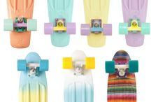 Skateboards / Mostly going to be penny boards but also some skateboards with some cool design