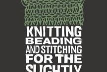 Nefarious Needle Work / Politically incorrect designs in knitting and/or crochet