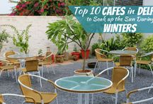 Cafes in Delhi