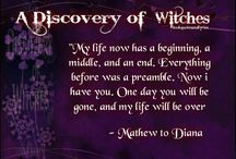 A Discovery of Witches / by Jilly Mc