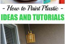 Crafts-Paint tricks