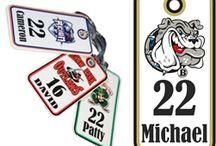 Deerfield Bulldogs Football & Cheer / Deerfield Bulldog Football & Cheer, Football Decals and Team Merchandise