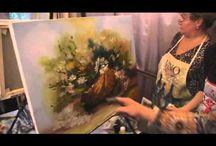 Malování video
