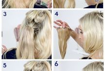 Clip in Extentions