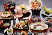 Japán finomságok.