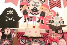 Pirate Party Ideas / Ideas for your next Pirate Party!
