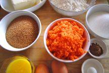 torta de zanahoria receta